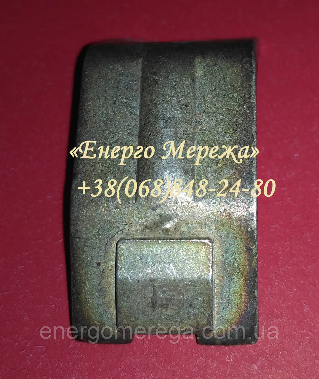 Контакты  МК 1-30 (неподвижные,серебряные)