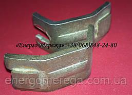 Контакты  МК 1-20 (неподвижные,серебряные), фото 3