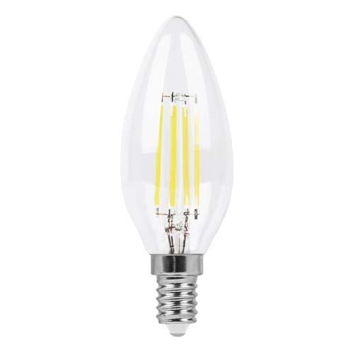 Светодиодная лампа Feron LB-158 6W E14 (аналог: 60w лампа накаливания)