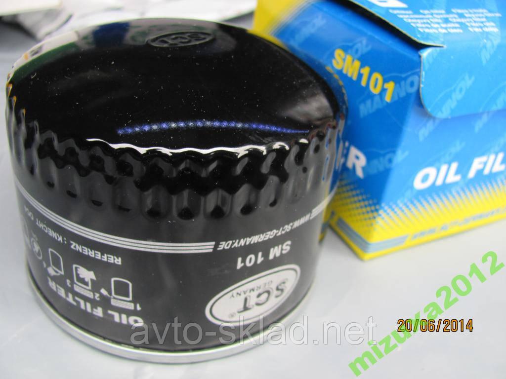 Фильтр масляный 2108,2109,21099 2110-15 SCT