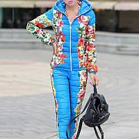 Женский зимний  костюм.