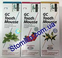 Tooth mousse Оригинал Ваниль  ( тусс мусс) - крем для реминерализации зубов, 1 тюбик 40г