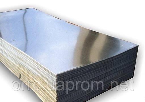 Листовой металл оцинкованный