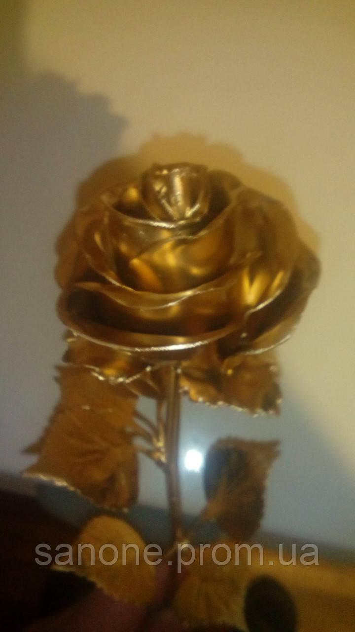 Ковка роза