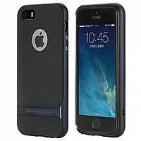 Чехол-накладка Rock Royce для iPhone 5/5s navy blue