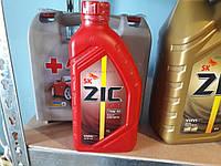 Синтетическое трансмиссионное масло ZIC GFT G-F TOP 75w90 GL4/GL5 (1 литр)