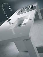 Кухонная столешница из кварца, фото 1