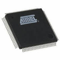 Микропроцессор AT91SAM7S64B-AU /Atmel/