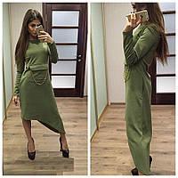 """Стильное молодежное платье мини """" Цепь """" Dress Code"""