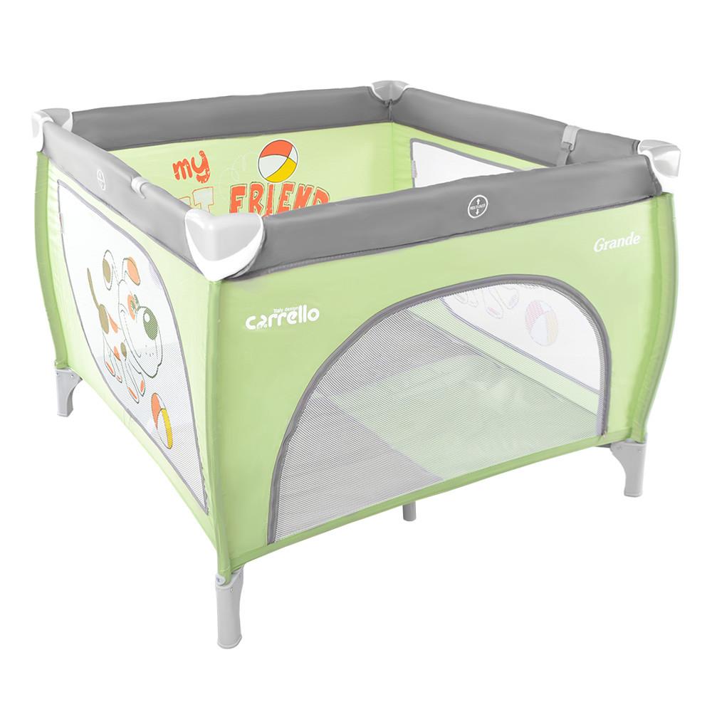 Манеж Carrello Grande CRL-7401 зелений