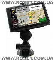 "Навигатор GPS Pioneer 5"" с видеорегистратором P-5108DVR"