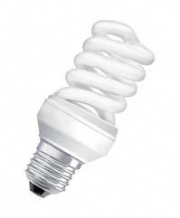 Лампа энергосберегающая 20W 4000K E27