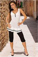 Комплект Kris Chleo (женская одежда для сна, дома и отдыха, домашняя одежда, пижама женская)