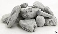 Камень талькохлорит овалов. 40-80мм - 10кг