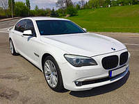 Белый BMW 730 LD Long , фото 1
