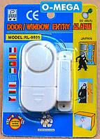 Мини сигнализация Entry Alarm RL-9805 геркон