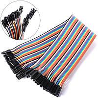 10 штук Dupont Дюпон кабель мама-мама 20см