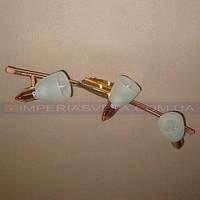 Спот-люстра с поворотными направляемыми плафонами трехламповая KODE:450154
