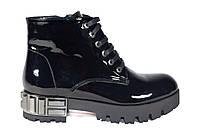 Лакированные ботинки Lottini стильная модель