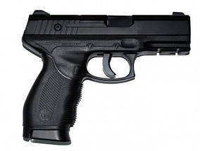 Пистолет KWC KM 46, +система полуавтоматического огня, копия пистолета Heckler & Koch P30. , фото 3