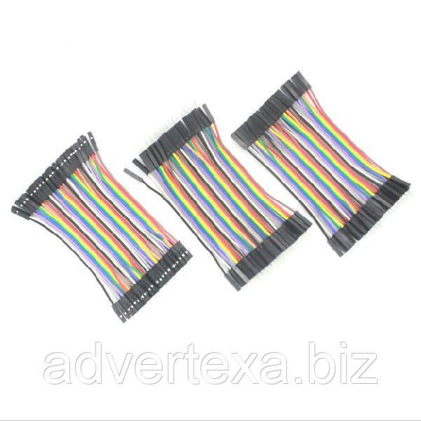 120 штук Dupont Дюпон кабель 10см