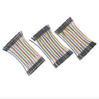 120 штук Dupont Дюпон кабель 10см, фото 1