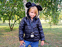 """Стильная детская курточка """" Микки """" Dress Code"""