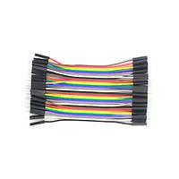 40 штук Dupont Дюпон кабель папа-папа 10см