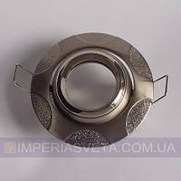 Точечный светильник для подвесных и натяжных потолков поворотный KODE:315533