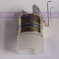 Точечный светильник для подвесных и натяжных потолков подсветка KODE:315556