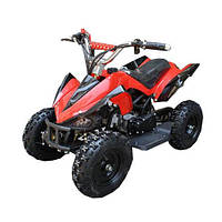 Квадроцикл Max Pro red