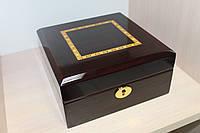 Шкатулка для часов на 6 отделений Rothenschild RS803-6-E с замком