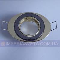 Точечный светильник для подвесных и натяжных потолков плоско-поворотный KODE:316102
