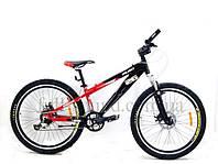 """Спортивный велосипед для подростка Azimut Valiant B+ 26"""""""