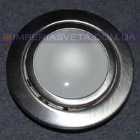 Подсветка светильник для мебели, полок, шкафов галогенная встраиваемая KODE:313600