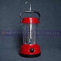 Светильник с аккумулятором для активного отдыха и аварийного освещения светодиодный KODE:522114