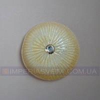 Светильник накладного крепления для освещения стен и потолков трёхламповый (таблетка) KODE:321415