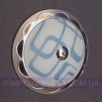 Светильник накладного крепления для освещения стен и потолков двухламповый (таблетка) KODE:433523