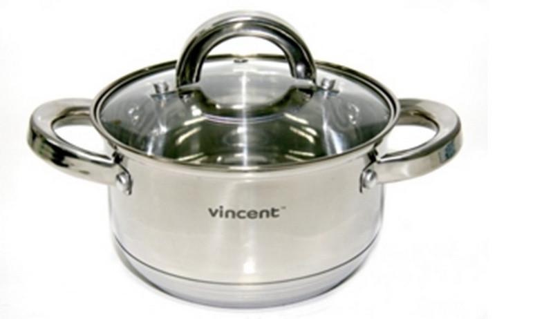 Кастрюля 3,6 литра Vincent VC-3167-20