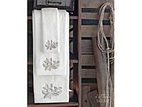 Полотенце Arya Maxi 70x140 Royan Кремовое