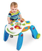 Музыкальный игровой столик Weina 2-в-1 2137