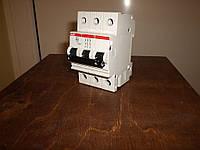 Автоматический выключатель ABB  S263-B 50 50A 6кА
