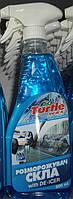Розморожувач скла Turtle Wax De-icer, 500мл