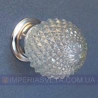 Светильник для освещения ванной комнаты одноламповый KODE:323043