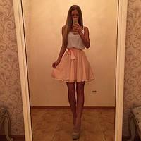 """Стильное молодежное платье мини """" Бриз """" Dress Code"""