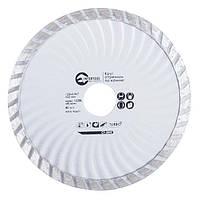 Диск отрезной Turbo алмазный 125мм; 16-18% INTERTOOL CT-2002