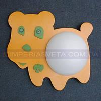 Бра светильник на стену в комнату ребенка одноламповый декоративный KODE:334401