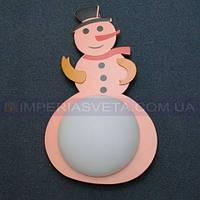 Бра светильник на стену в комнату ребенка одноламповый декоративный KODE:334410