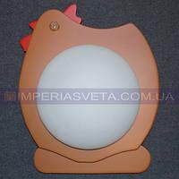 Бра светильник на стену в комнату ребенка одноламповый декоративный KODE:334364
