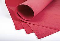 Фоамиран иранский флористический 60х70 см, красный